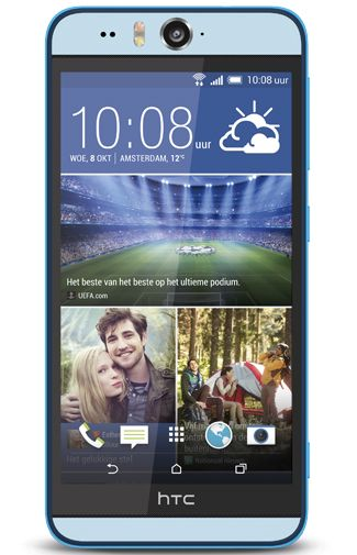 Productafbeelding HTC Desire Eye Blue