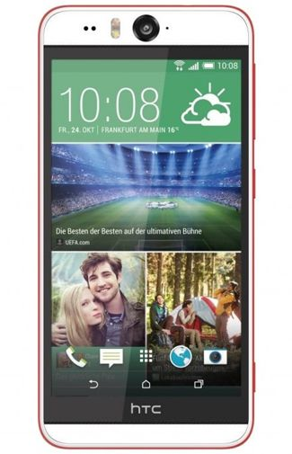 Productafbeelding HTC Desire Eye Coral Reef
