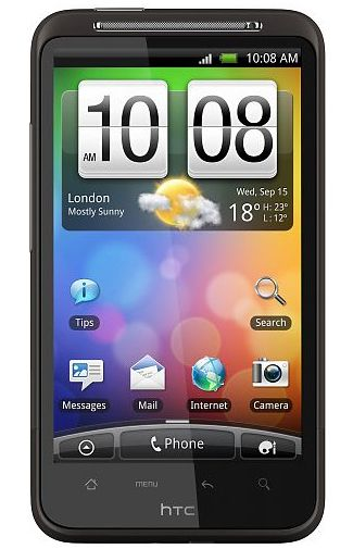 Productafbeelding HTC Desire HD