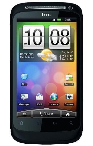 Productafbeelding HTC Desire S Black
