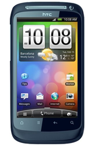 Productafbeelding HTC Desire S Blue
