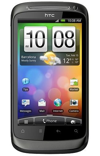 Productafbeelding HTC Desire S Grey
