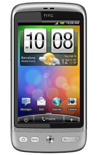 Productafbeelding HTC Desire Silver