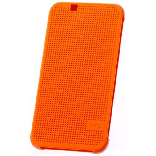 HTC Dot View Case Orange Desire 620