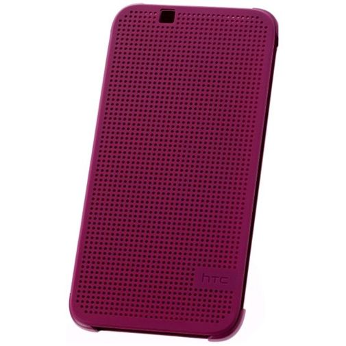 HTC Dot View Case Purple Desire 620