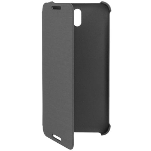 HTC Flip Case HTC Desire 610 Grey