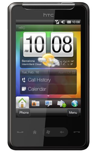 HTC HD Mini NL