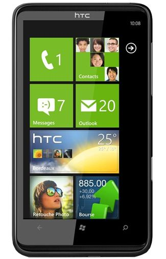Productafbeelding HTC HD7 - EU