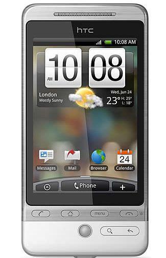Productafbeelding HTC Hero White