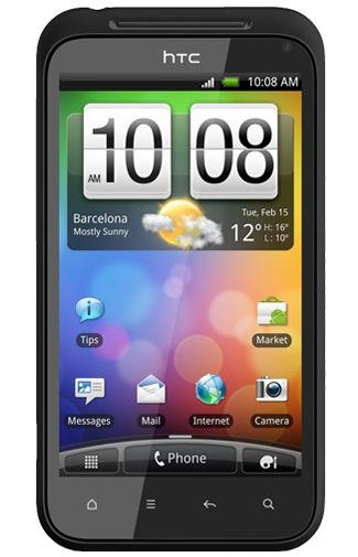 Productafbeelding HTC Incredible S Black