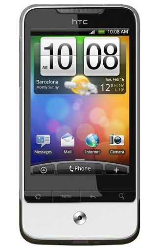 Productafbeelding HTC Legend Silver