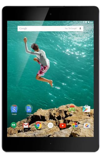 Productafbeelding van de HTC Nexus 9 4G 32GB Black