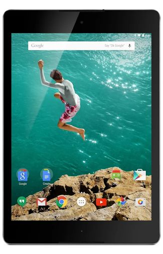 Productafbeelding van de HTC Nexus 9 WiFi 16GB White