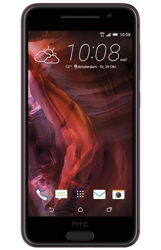 HTC One A9 Red