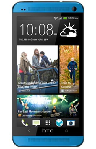 HTC One Blue