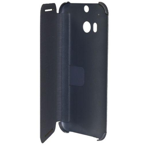 Productafbeelding van de HTC One M8 Flip Case Grey