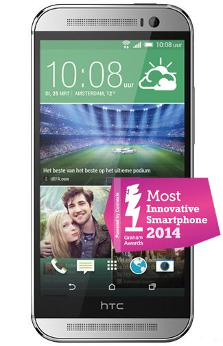 Productafbeelding HTC One M8 Silver