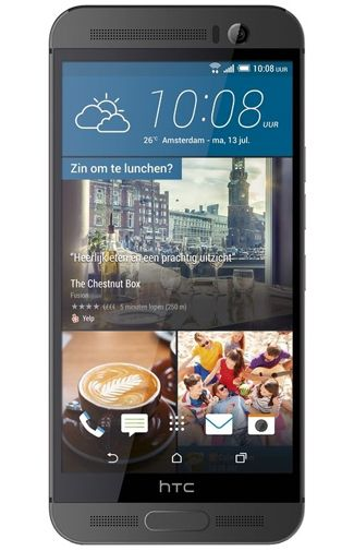 HTC One M9 Plus Grey