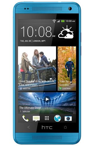 Productafbeelding HTC One Mini Blue
