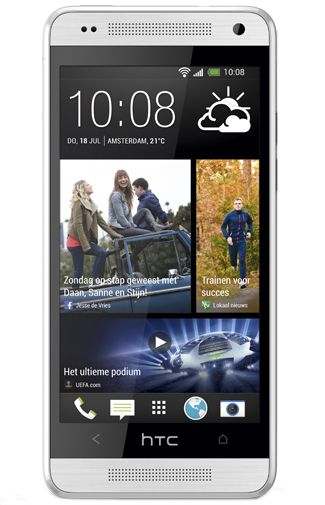 Productafbeelding HTC One Mini Silver