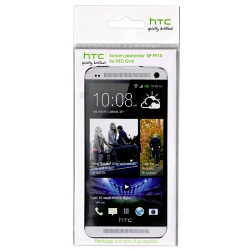 HTC One Screenprotector P910 2-Pack