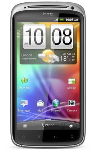 Productafbeelding HTC Sensation Ice White