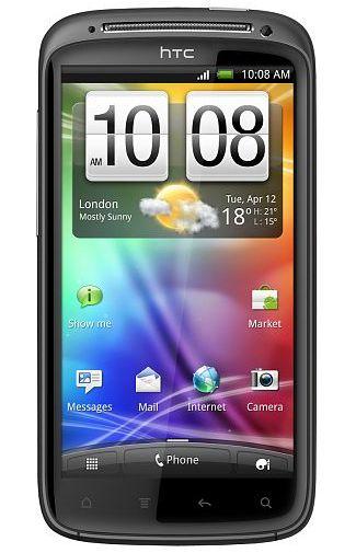 Productafbeelding HTC Sensation - Vodafone