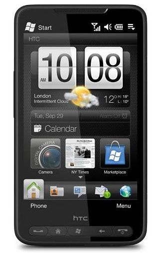 HTC Touch HD2
