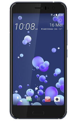 Productafbeelding van de HTC U11 Dual Sim 64GB Silver