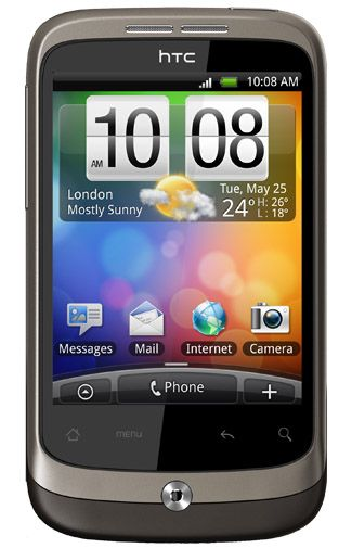 Productafbeelding HTC Wildfire