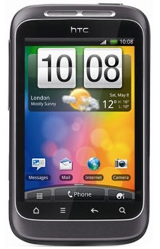Productafbeelding HTC Wildfire S Grey