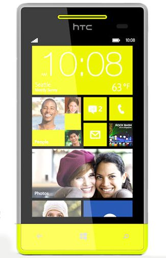 Productafbeelding HTC Windows Phone 8S High-Rise Grey