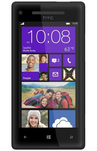 Productafbeelding HTC Windows Phone 8X Black