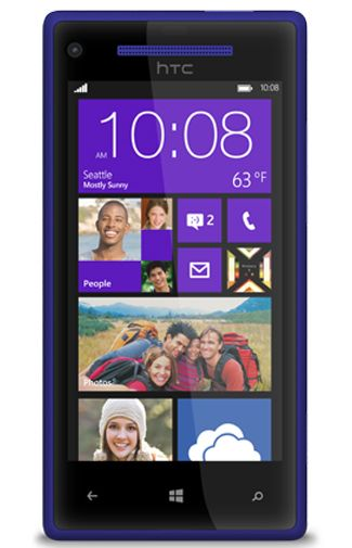 Productafbeelding HTC Windows Phone 8X Blue