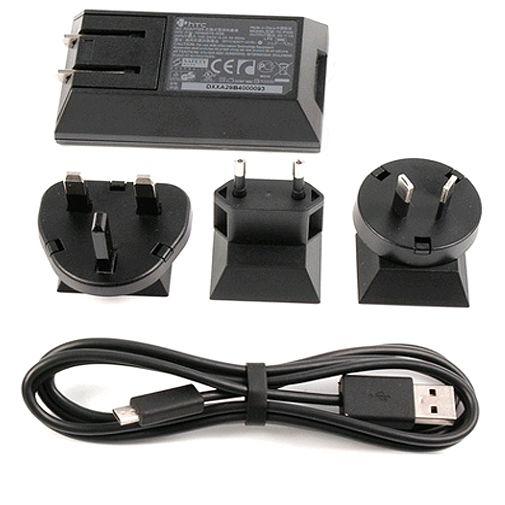 HTC microUSB Reislader Pakket TC P350