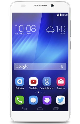 Honor 6 White