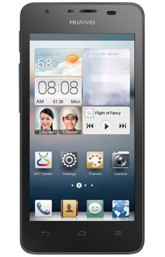 Productafbeelding Huawei Ascend G510 Black