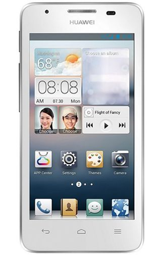 Productafbeelding Huawei Ascend G510 White