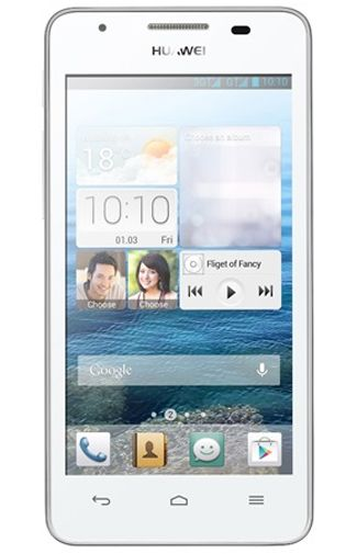 Productafbeelding Huawei Ascend G525 White