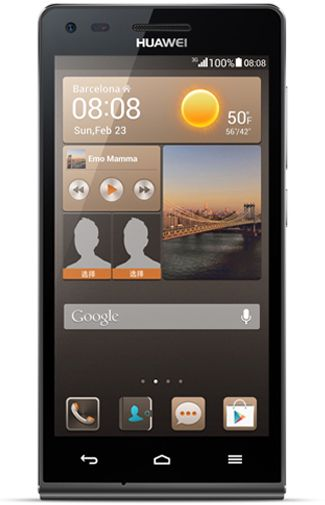 Productafbeelding Huawei Ascend G6 Black