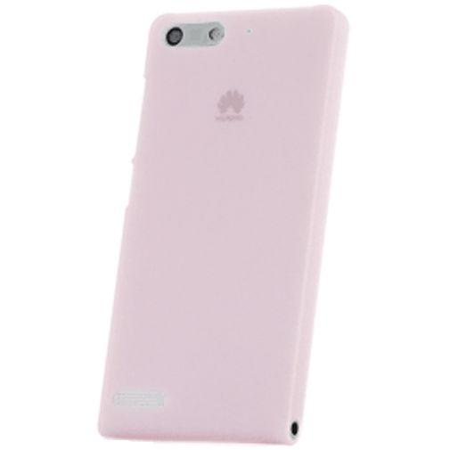 Huawei Ascend G6 TPU Case Pink