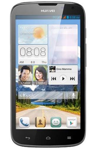 Productafbeelding Huawei Ascend G610 Black