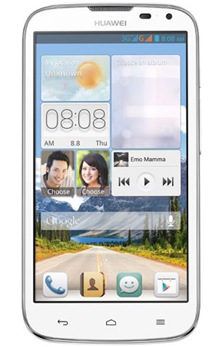 Productafbeelding Huawei Ascend G610 White