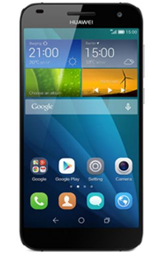 Productafbeelding Huawei Ascend G7 Black