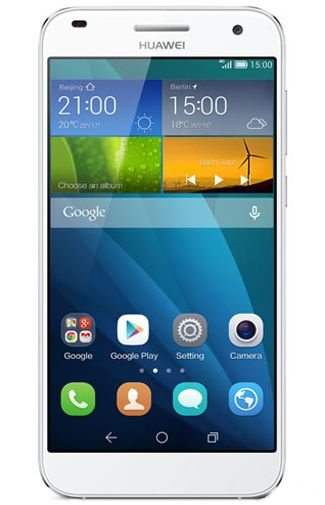 Productafbeelding Huawei Ascend G7 White