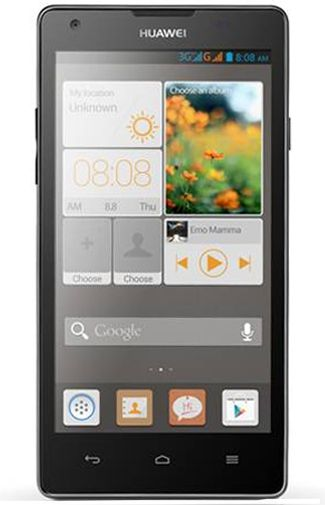 Productafbeelding Huawei Ascend G700 Black