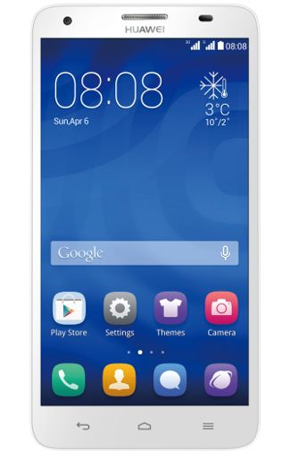 Productafbeelding Huawei Ascend G750 White