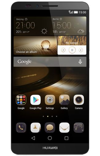 Huawei Ascend Mate 7 Black