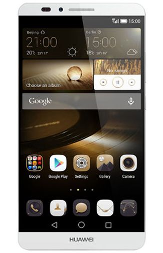 Productafbeelding Huawei Ascend Mate 7 Silver