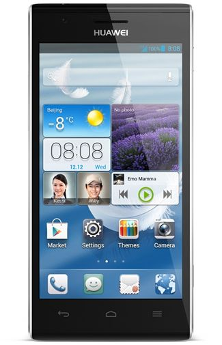 Productafbeelding Huawei Ascend P2 Black